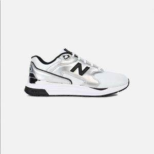 New Balance WL 1550 MB Metallic Silver White Women
